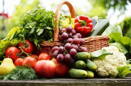 Egészséges talaj, egészséges és finom étel...