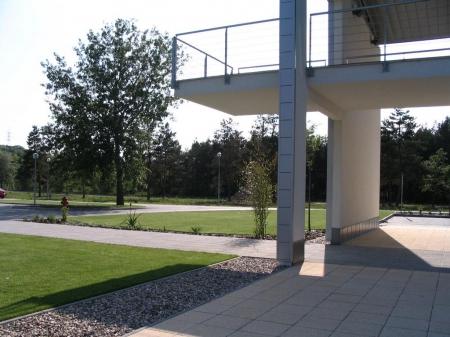 Uniós szintű telephely - Fischer-Bau KFT